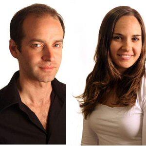 Daniel Carlsson och Anna Sol